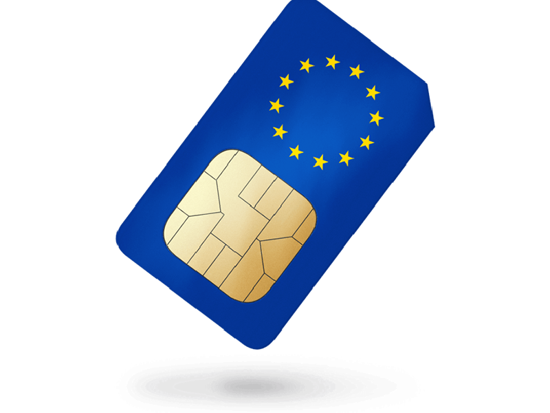 Chip Europa - Magictur Viagens - Disney e Universal