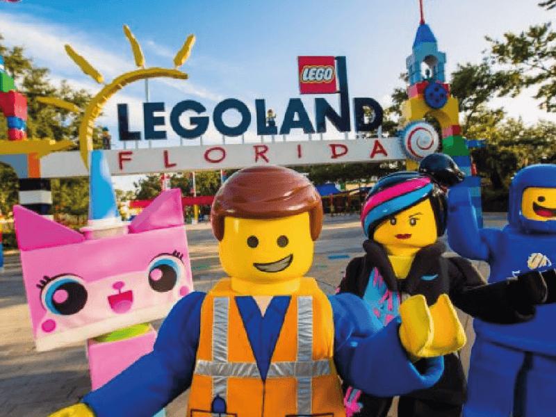 Legoland - Magictur Viagens - Disney e Universal